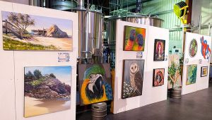 Brewing Local Artists - BLA! A Gold Coast Art Exhibition at Burleigh Brewing